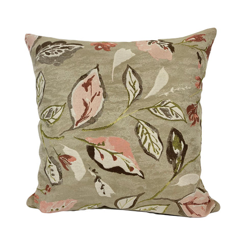 Ella Petal Throw Pillow 20x20""