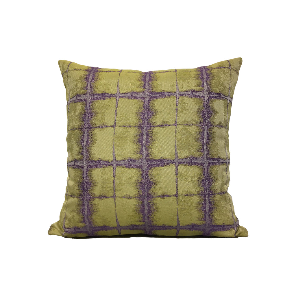 Famous Fresh Grape Throw Pillow 17x17""