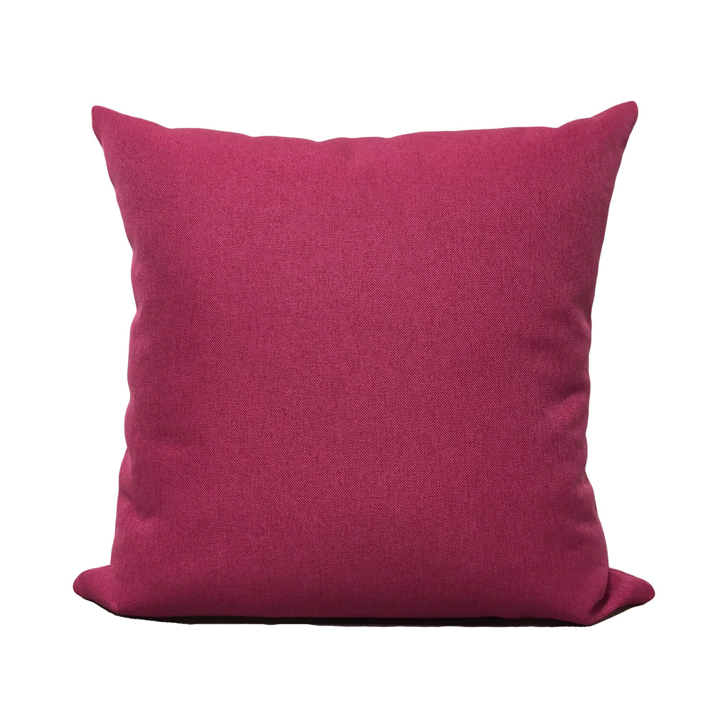 Foundation Radiant Orchid Throw Pillow 20x20""