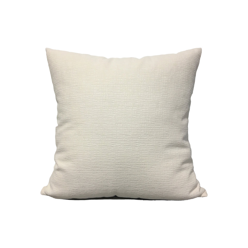 Heavenly Oyster Throw Pillow 17x17""