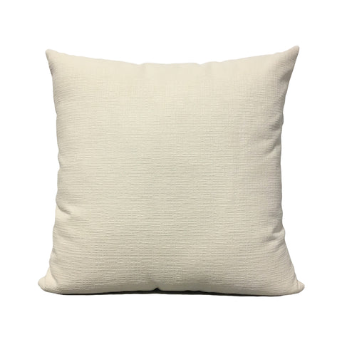 Heavenly Oyster Throw Pillow 20x20""