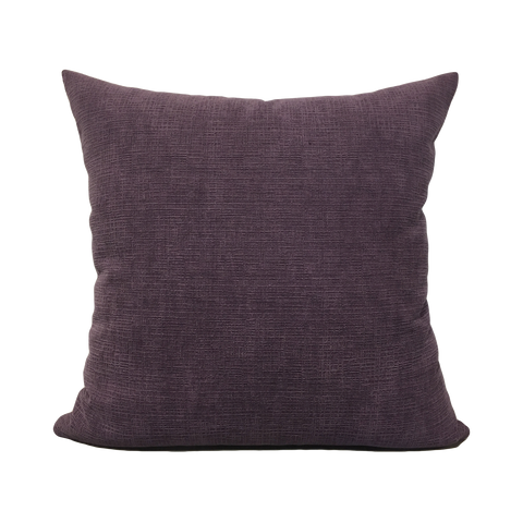 Heavenly Plum Throw Pillow 20x20""