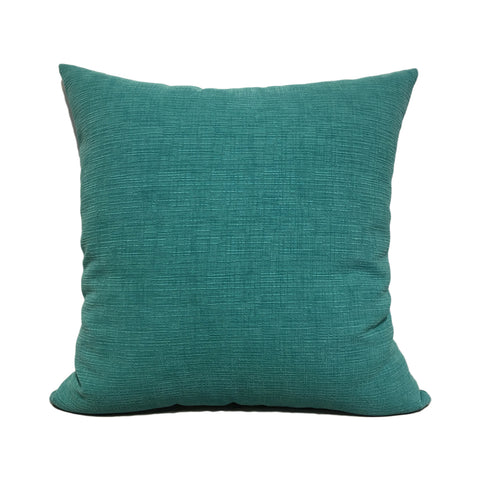 Heavenly Teal Throw Pillow 20x20""