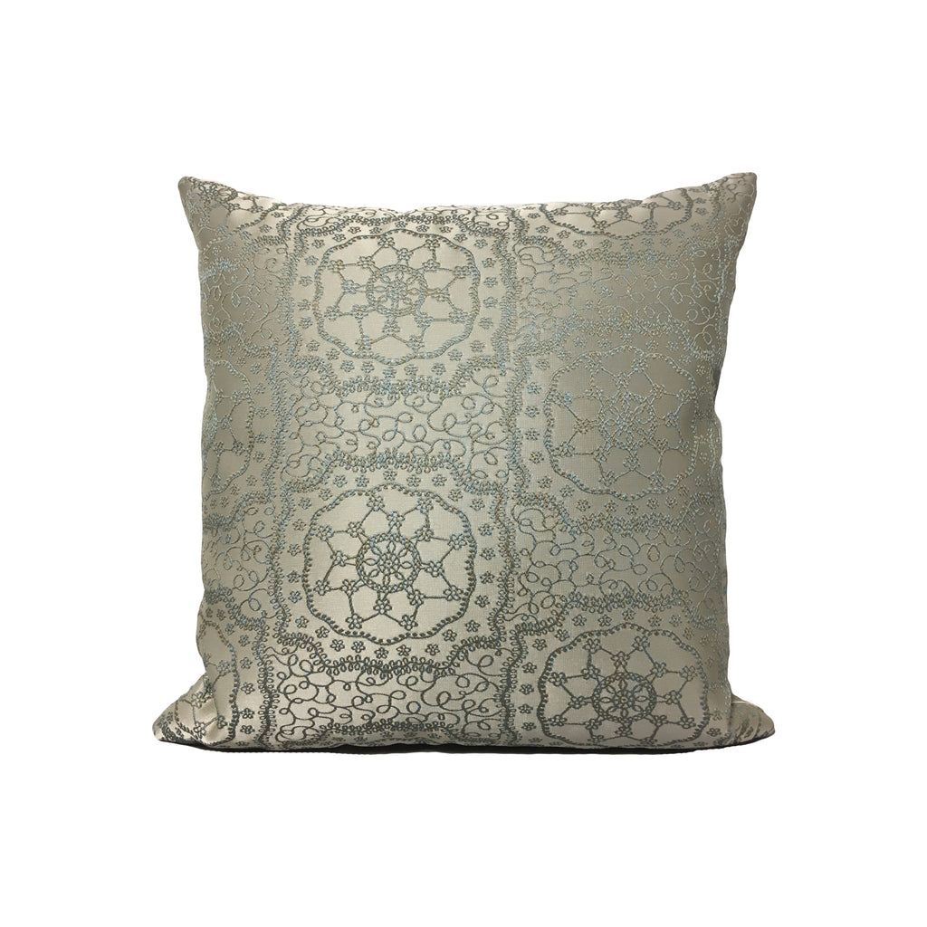 Intimate Fountain Throw Pillow 17x17""