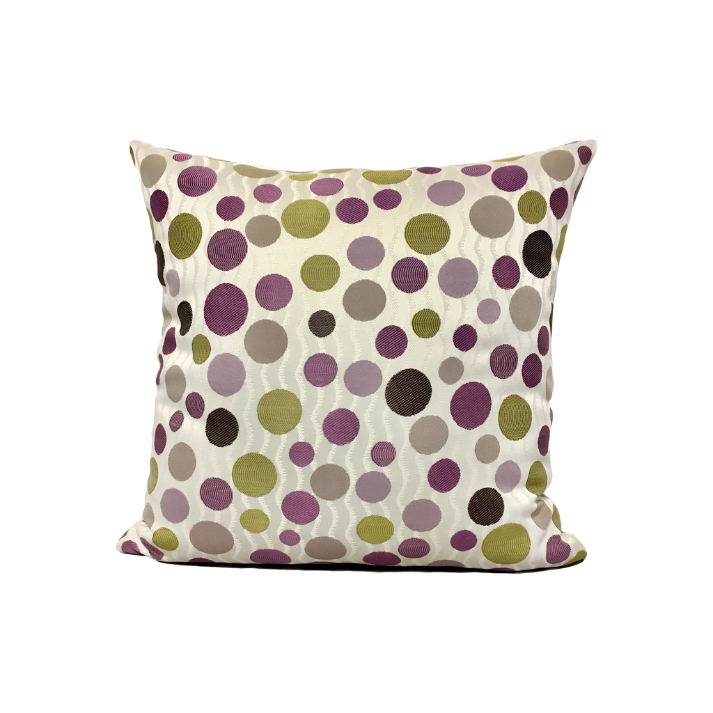 Kepley Orchid Throw Pillow 17x17""