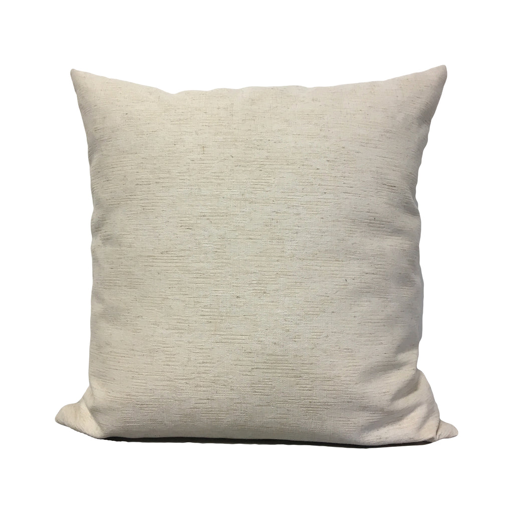 Lido Flax Throw Pillow 20x20""