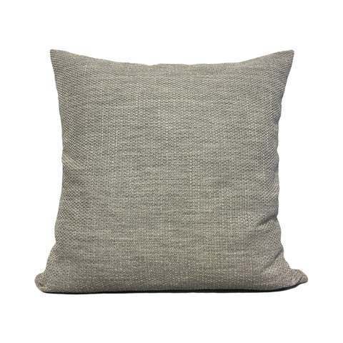 Louis Gainsboro Grey Throw Pillow 20x20""
