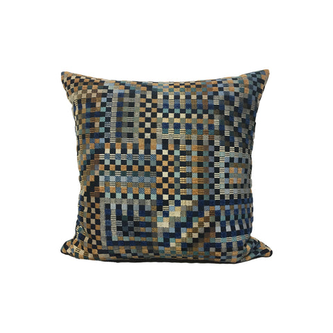 Maddox Abstract Throw Pillow 16x16""