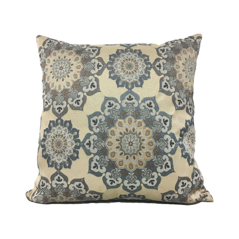 Majorica Baltic Throw Pillow 20x20""