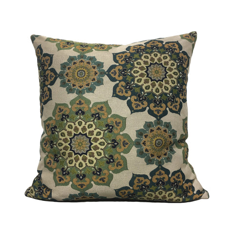 Majorica Mediterranean Throw Pillow 20x20""