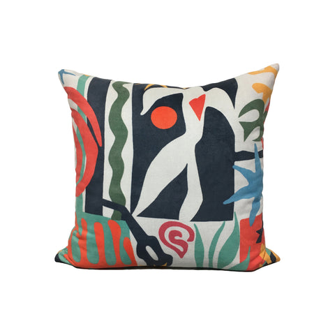 Matisse Throw Pillow 17x17""