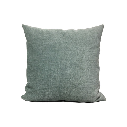 Mia Mist Throw Pillow 17x17""