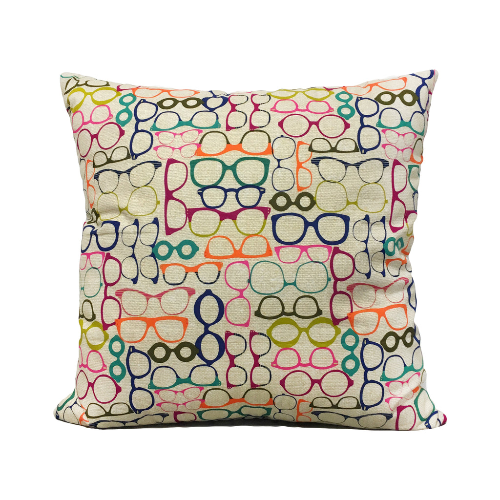 Miller 20/20 Vision Throw Pillow 20x20""