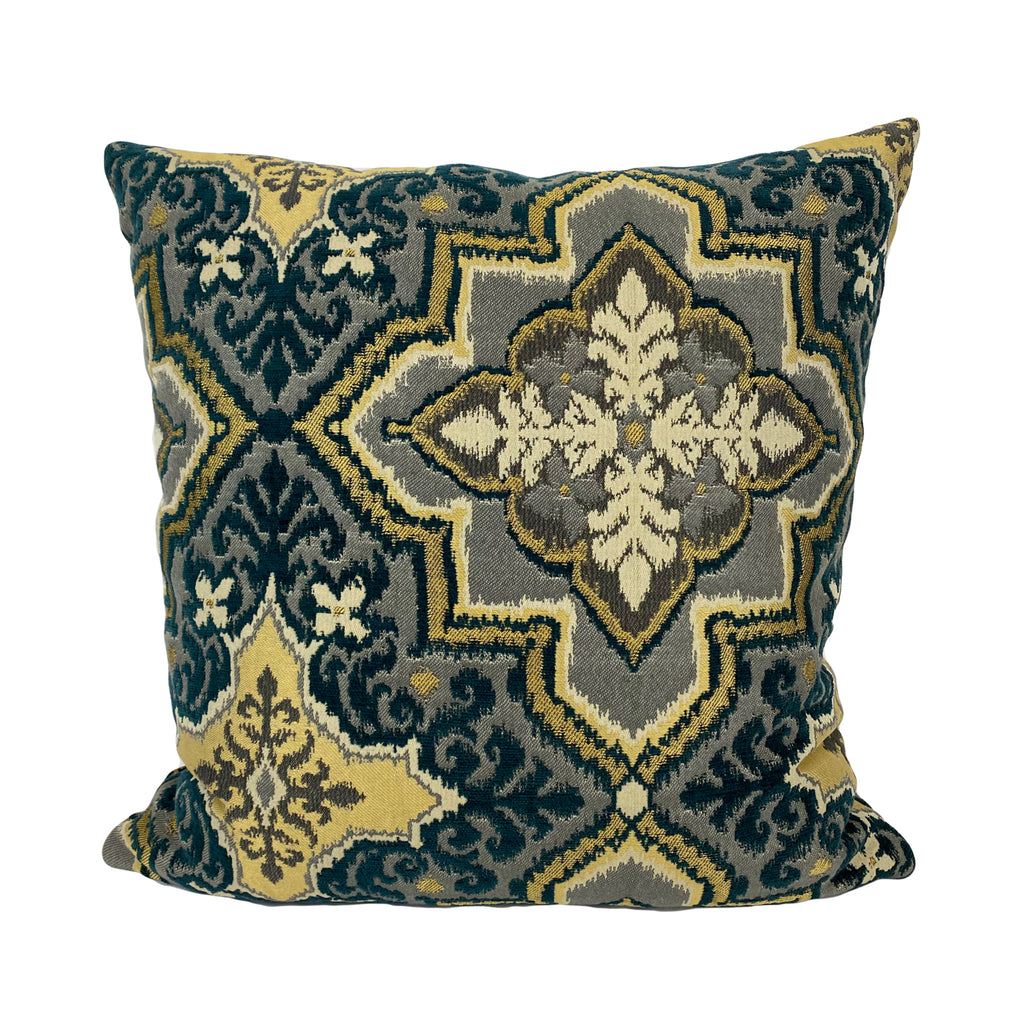 Monarch Old Gold Throw Pillow 20x20""
