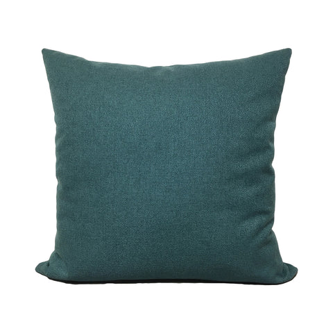 Monroe Turquoise Throw Pillow 20x20""