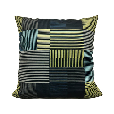 Morgan Baltic Geometric Throw Pillow 20x20""