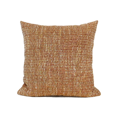 Moritz Clay Throw Pillow 17x17""
