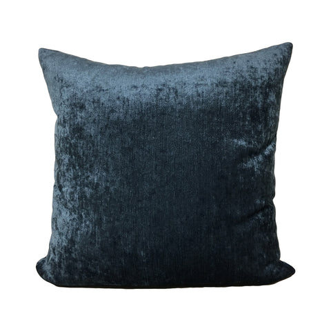 Oceanic Teal Throw Pillow 20x20""