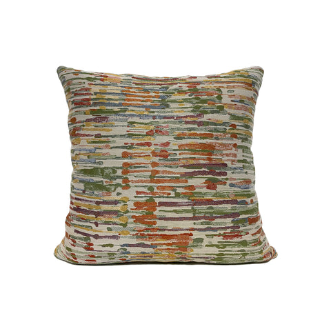 Overtone Garden Throw Pillow 17x17""