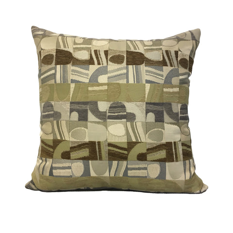 Picasso Chex Throw Pillow 20x20""