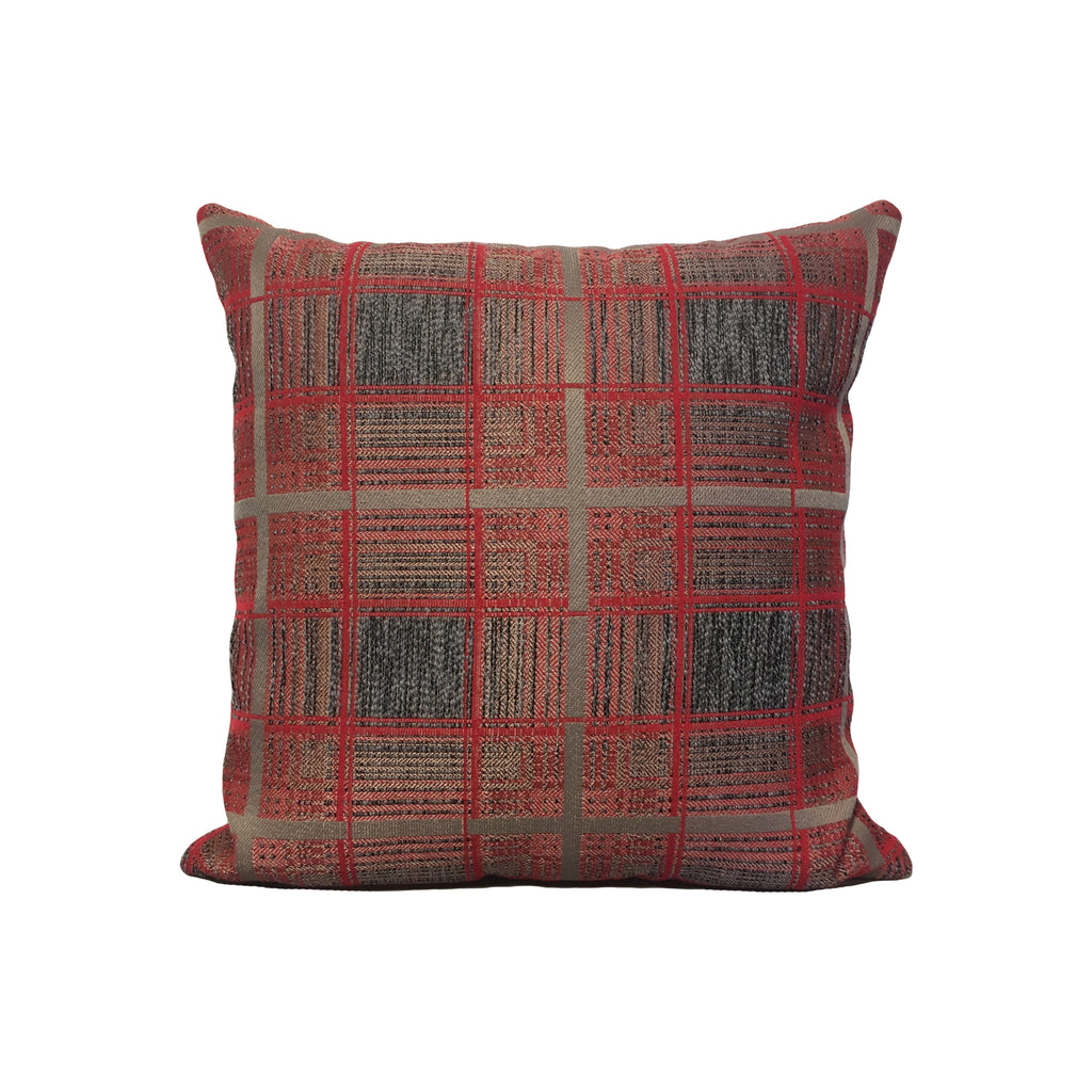Ralph Traditional Throw Pillow 17x17""