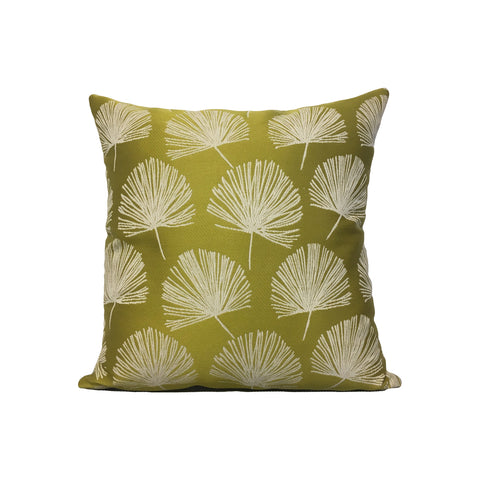 Randall Citrine Inverted Throw Pillow 17x17""