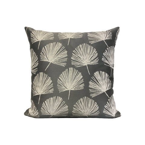 Randall Platinum Inverted Throw Pillow 17x17""
