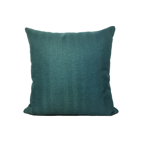 Revolution Aqua Throw Pillow 17x17""