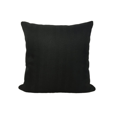 Revolution Licorice Throw Pillow 17x17""