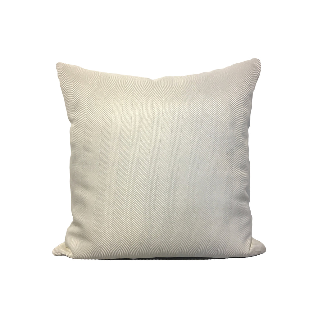 Revolution Snow Throw Pillow 17x17""