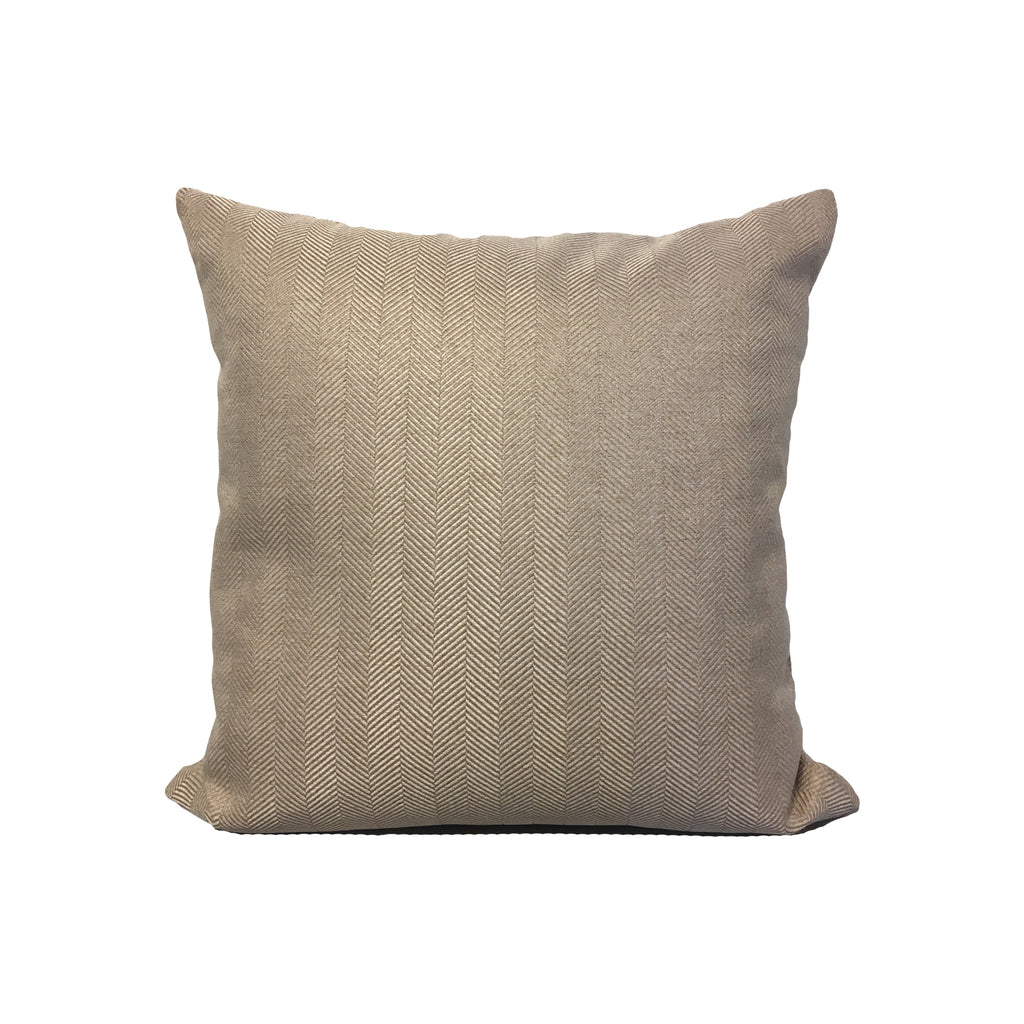 Revolution Linen Throw Pillow 17x17""