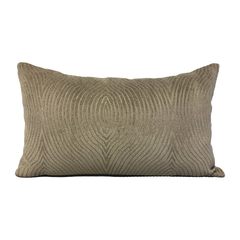 Ripple Sands Lumbar Pillow 12x22""