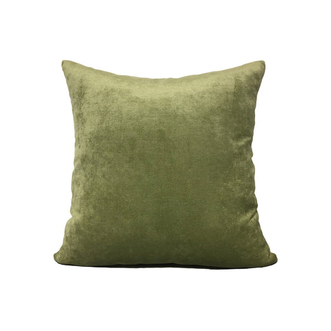 Royal Chenille Celery Throw Pillow 17x17""