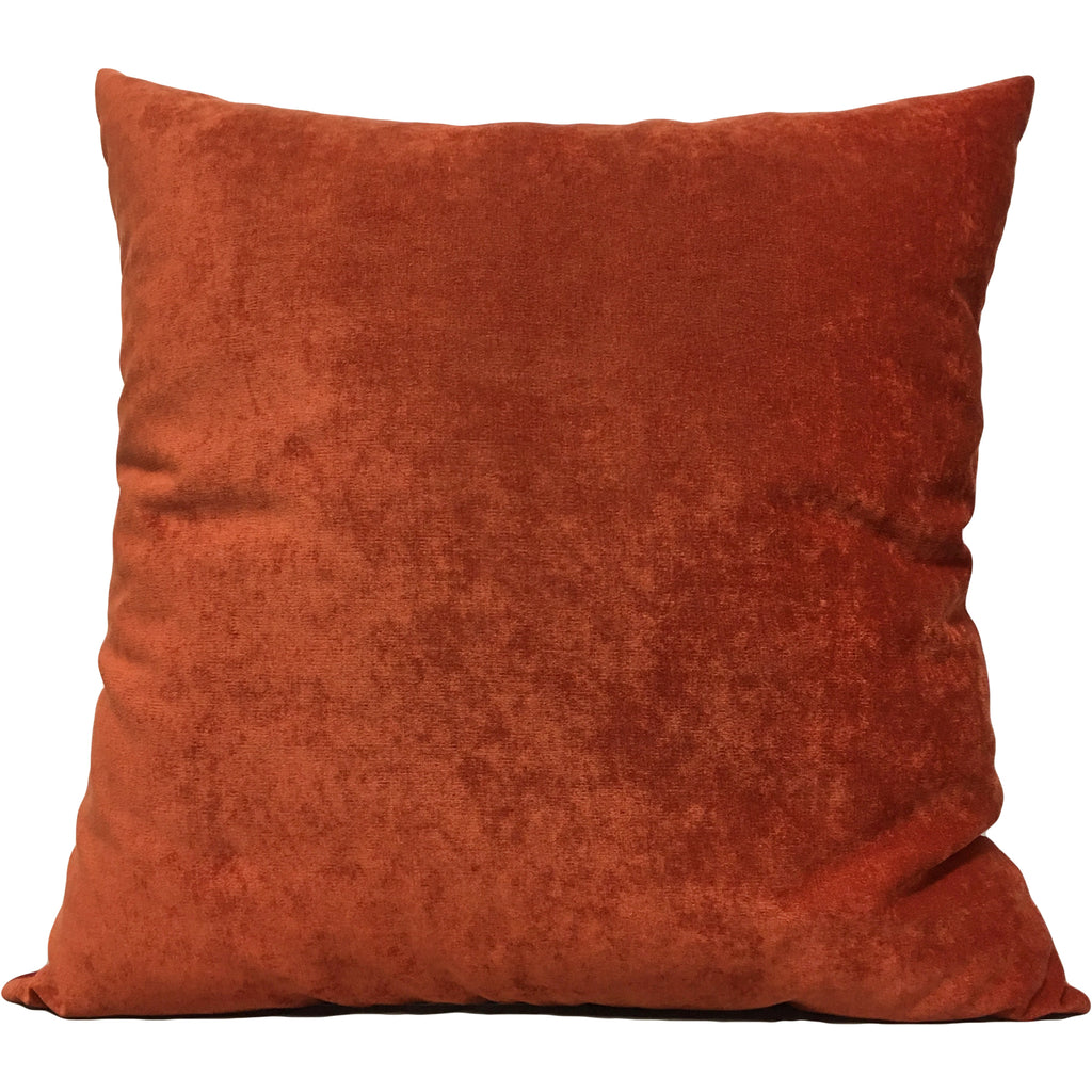 Royal Chenille Henna Euro Pillow 25x25""