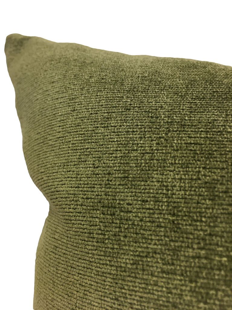 Royal Light Green Lumbar Pillow 12x22""