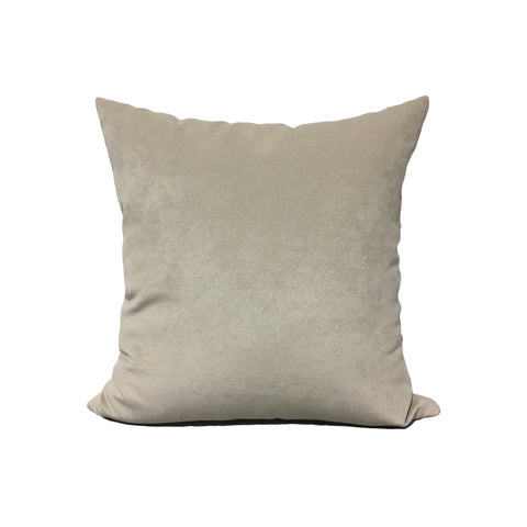 Royal Chenille Linen Throw Pillow 17x17""