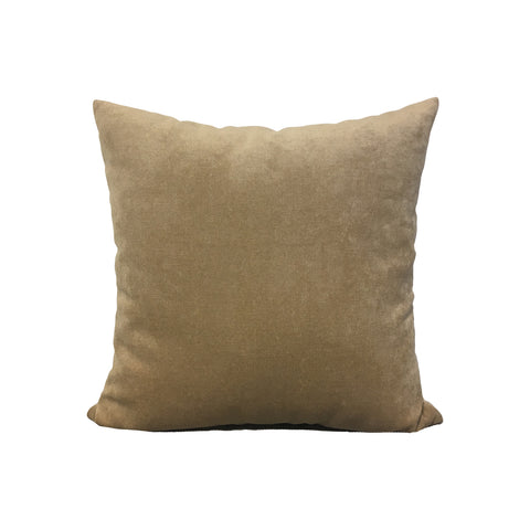 Royal Chenille Sand Throw Pillow 17x17""