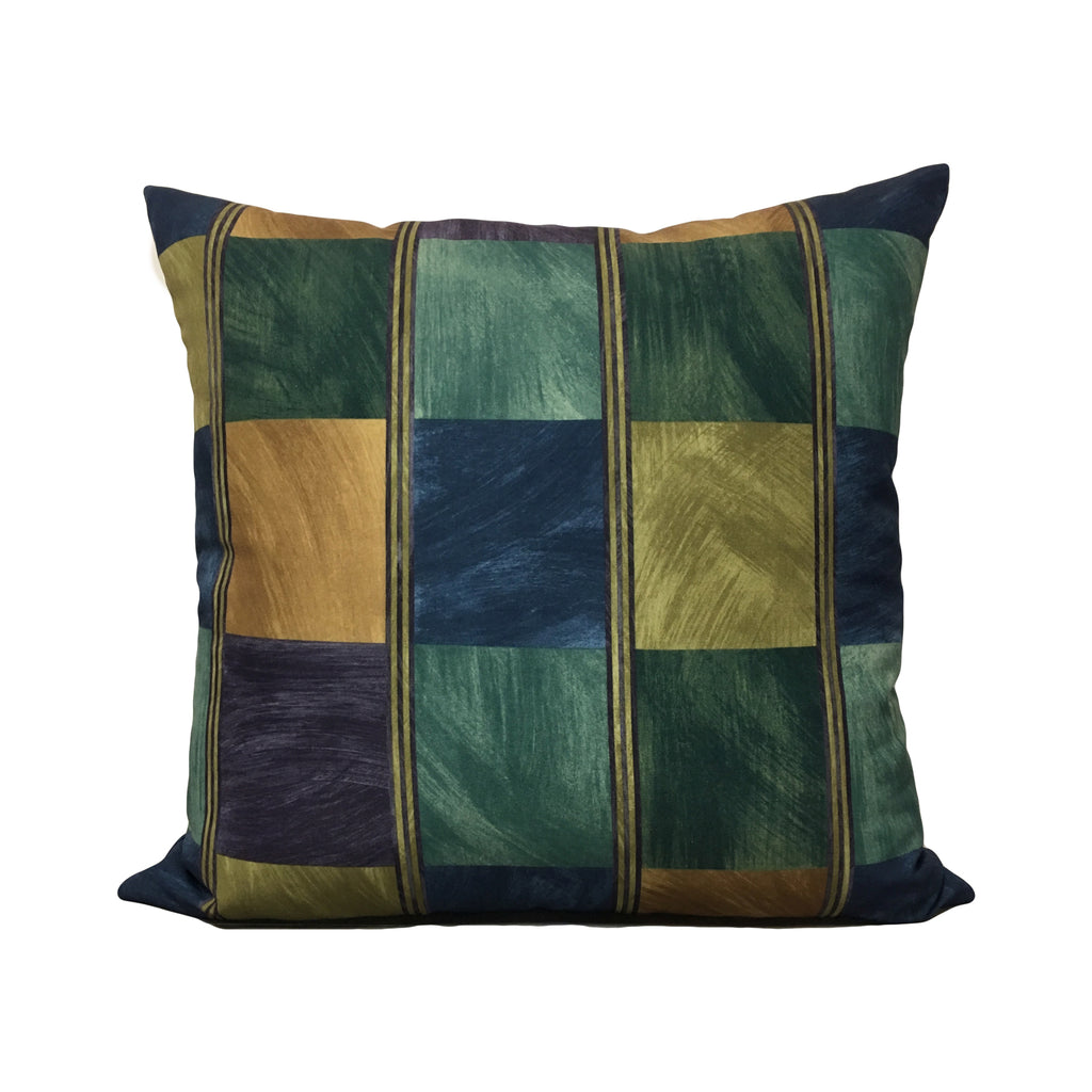 Stainy Glass Throw Pillow 20x20""