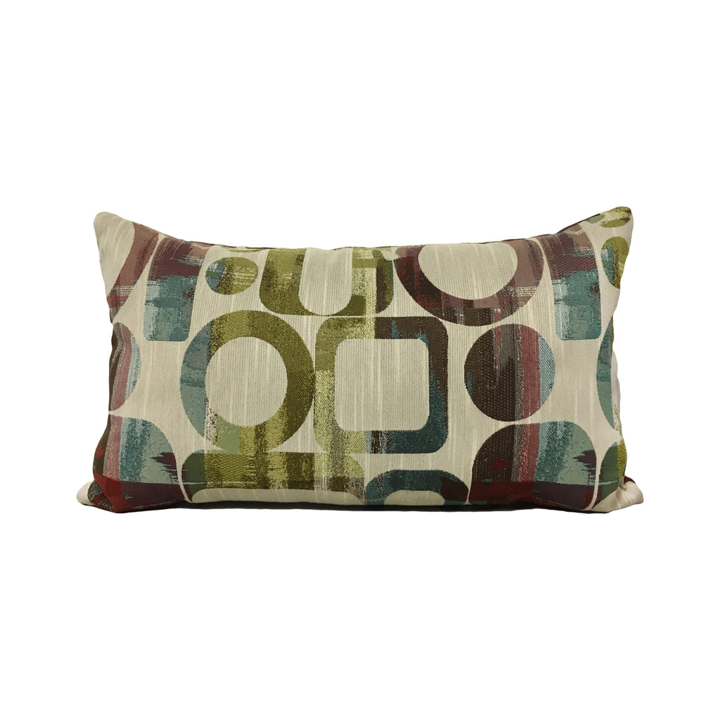 The Artist Lumbar Pillow 12x22""