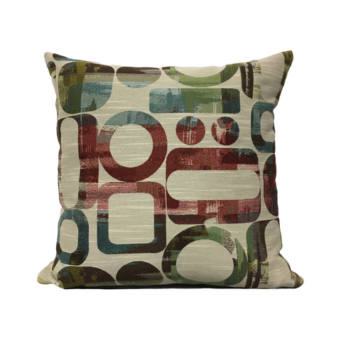 The Artist Throw Pillow 20x20""