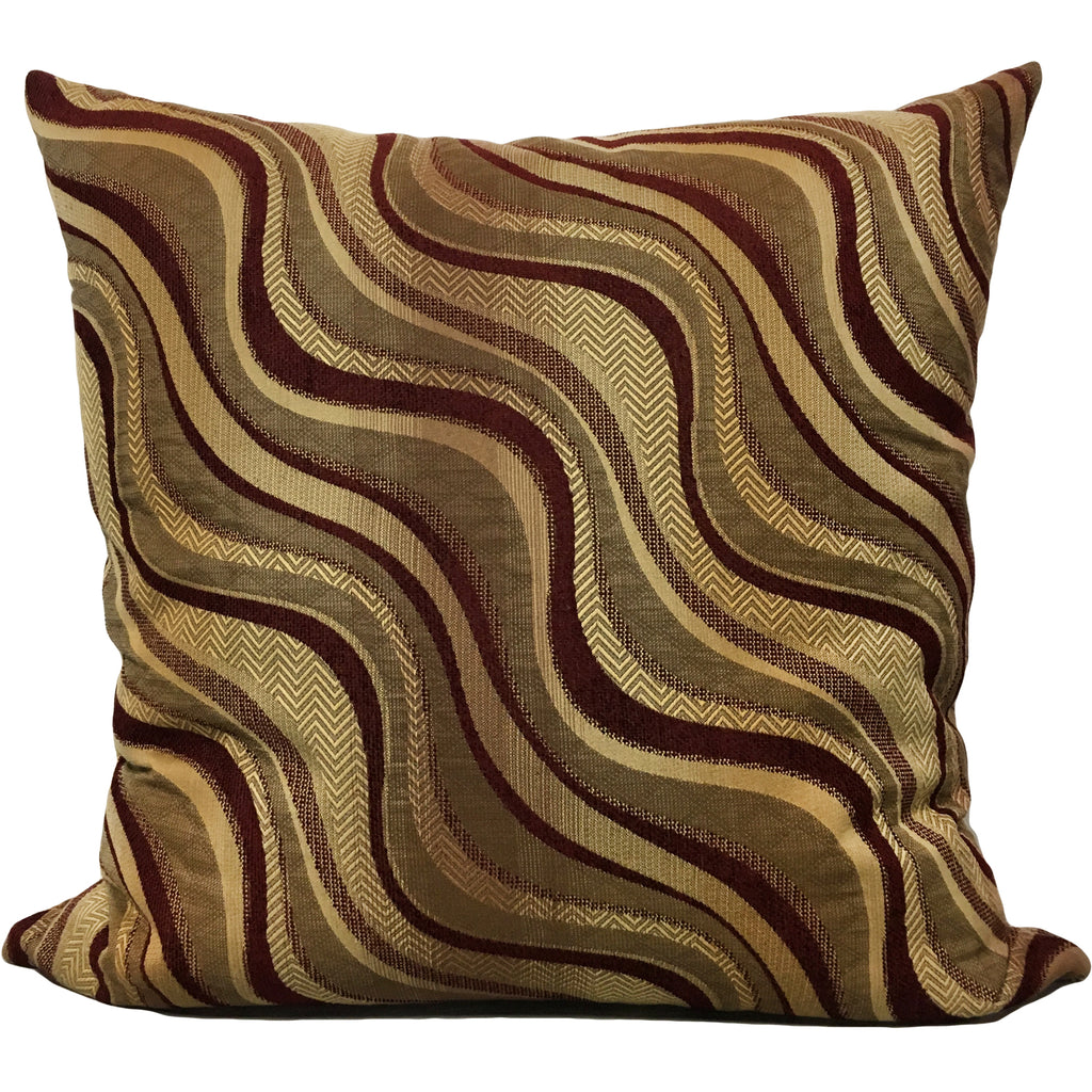 Tundra Wave Euro Pillow 25x25""