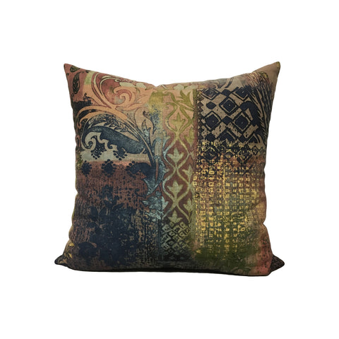 Turkey's Climate Throw Pillow 17x17""