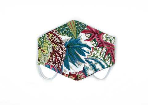 Vision Mask Coleus Red Leaf