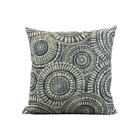 Wheeling Throw Pillow 17x17""