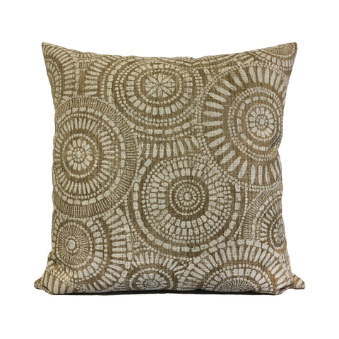 Wheeling Antique Throw Pillow 20x20""
