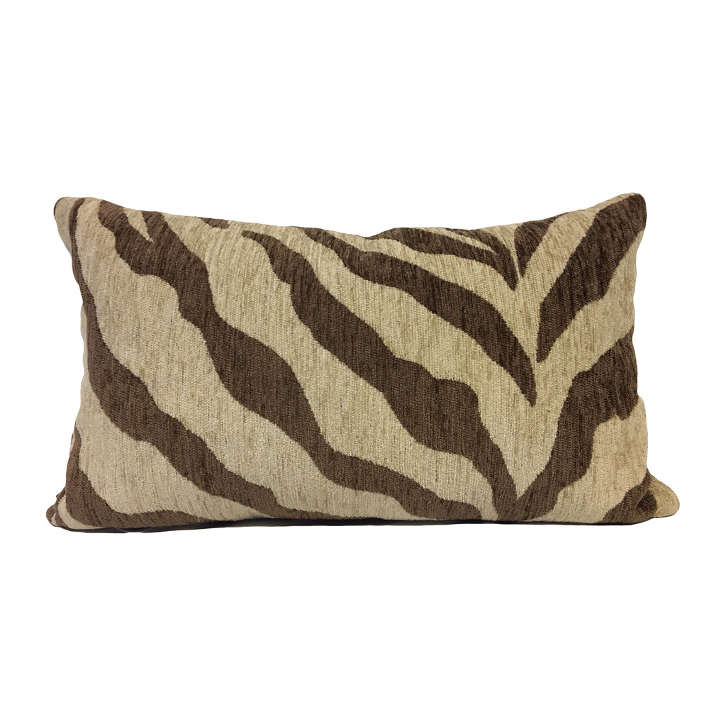 Zafari Lumbar Pillow 12x22""