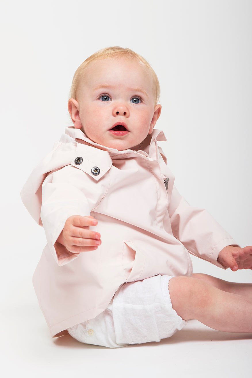 baby with jacket