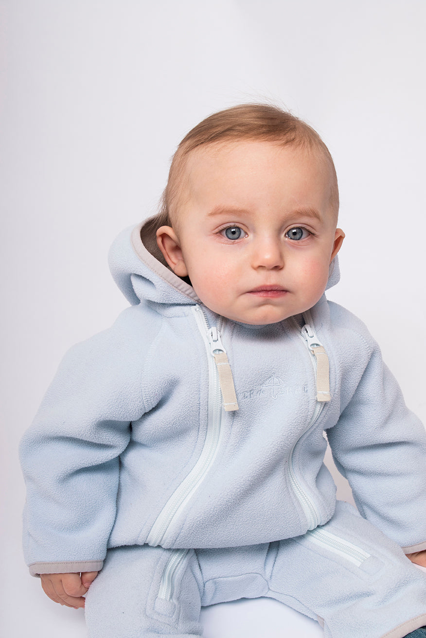 baby with suit
