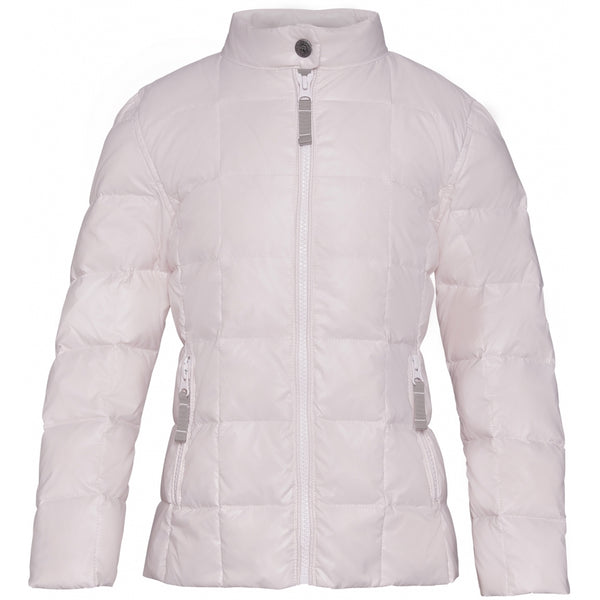 VER de TERRE Featherlight midseason girls jacket Jacket 405 Rose powder