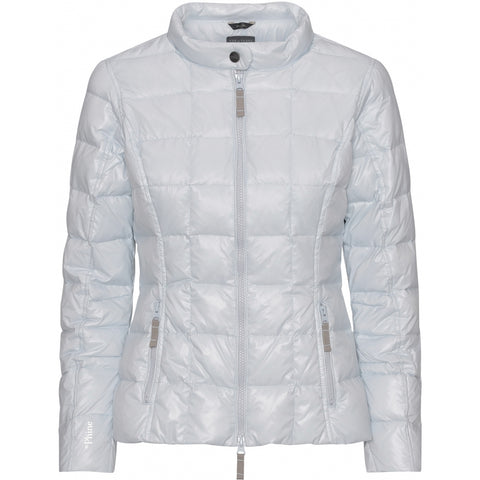 VER de TERRE Featherlight midseason womans jacket Jacket 698 Baby blue